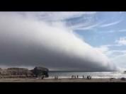 Տարօրինակ երևույթ ԱՄՆ Կալիֆորնիա նահանգում (տեսանյութ)