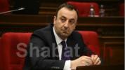 Հրայր Թովմասյանն աշխատանքի չի գալիս․ մանրամասներ ՍԴ-ում տիրող իրավիճակի մասին․ «Ժողովուրդ»...