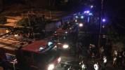 Մուրացան փողոցում բռնկված հրդեհը մարվել է