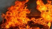 Մարտունի քաղաքի տներից մեկի հացատան տանիքում հրդեհ է բռնկվել