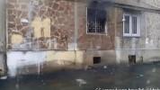 Երևանի Ռուբինյանց փողոցի շենքերից մեկում հրդեհ է բռնկվել. դեպքի վայր է մեկնել 3 մարտական հ...