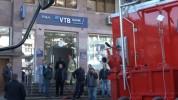 Հրդեհ Կապանի «ՎՏԲ» բանկում. տուժածներ չկան