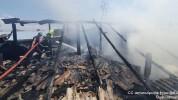 Դավթաշենի տներից մեկում բռնկված հրդեհի հետևանքով այրվել է նաև հացաբուլկեղենի խանութը (տեսա...