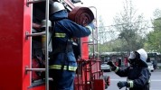 Հրդեհ Մայիսյան կայարանում. դեպքի վայր է մեկնել հրշեջ-փրկարարական ջոկատից երկումարտական հաշ...