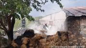 Ոսկեհատ գյուղում հրդեհ է բռնկվել. այրվել է անասնակեր