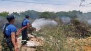 Քանաքեռավան գյուղի ամառանոցների մոտ հրդեհ է բռնկվել. հայտարարվել է հրդեհի բարդության «1-Բի...