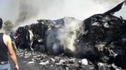 Այրված բեռնատարը պատկանում էր «Մարիաննա» ՍՊԸ-ին, տեղափոխում էր 24 տոննա կարագ