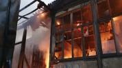 Պտղունք գյուղում երկհարկանի շինություն է այրվում․ դեպքի վայրում է ԱԻ նախարար Ֆելիքս Ցոլակյ...