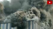 Չինաստանում այրվում է Huawei-ի գործարանը (տեսանյութ)