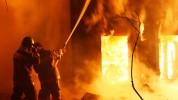 Տավուշի մարզի Խաչարձան գյուղում երկհարկանի տուն է այրվում․ ԱԻՆ