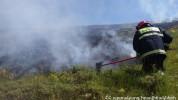 Պարույր Սևակ գյուղի մոտակայքում այրվել է մոտ 60 հա խոտածածկ տարածք