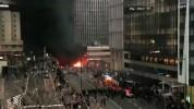 Փարիզում այրվում է Լիոնի կայարանը  (տեսանյութ)
