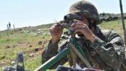 5-րդ զորամիավորման զորամասերից մեկի հրետանային ստորաբաժանումները պայմանականորեն բերվել են ...