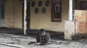 Արցախի Մարտունի քաղաքը օրվա ընթացքում հակառակորդի կողմից մի քանի անգամ ռմբակոծվել է