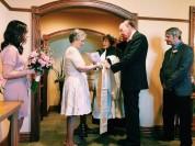 Проживающая в США 81-летняя армянка через 64 года вышла замуж за свою первую любовь. (фото...
