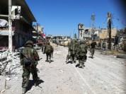 Սիրիական բանակը շարունակում է շարժվել դեպի Պալմիրա