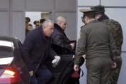 Մանվել Գրիգորյանին տեղափոխեցին կալանավայր