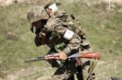 Զորամասերից մեկի հրաձգային գումարտակի հետ անցկացվել է մարտական հրաձգությամբ զորավարժությու...