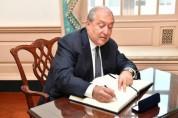 Արմեն Սարգսյանը նոր որոշում է ստորագրել