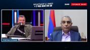 ԱՀ ԱԳ նախարար Մասիս Մայիլյանը հարցազրույց է տվել Վլադիմիր Սոլովյովին (տեսանյութ)