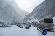 Ստեփանծմինդա-Լարս ավտոճանապարհը բեռնատարների համար փակ է