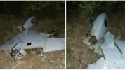 Ասկերան քաղաքում խոցված ադրբեջանական անօդաչու թռչող սարքերից մեկն է, որը ոչնչացվել է ՊԲ ու...