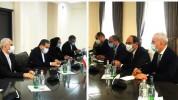 Քաղաքական խորհրդակցություններ են տեղի ունեցել Հայաստանի և Իրանի ԱԳՆ-ների միջև