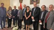 Իրանահայ համայնքի մի շարք ներկայացուցիչներ այցելել են Իրանում ՀՀ դեսպանություն