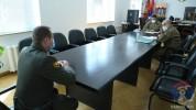 ՊԲ հրամանատար, գեներալ-մայոր Ջալալ Հարությունյանի մոտ կայացել է կադրային ընդունելություն