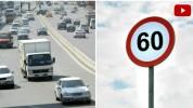 60 կմ/ժամ առավելագույն արագություն սահմանելու որոշումը կարող է փոփոխվել, եթե ժամանակի ընթա...