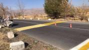 Երևան-Գյումրի ավտոճանապարհին կատարվում են անվտանգության բարելավման հավելյալ միջոցառումներ