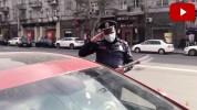 Ճանապարհային ոստիկանների «թիրախում» կին վարորդներն էին (տեսանյութ)