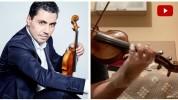 Մադրիդում ապրող հայ ջութակահարի կատարումը պաշտպանիչ ձեռնոցներով (տեսանյութ)