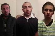 Աջափնյակի ոստիկանները հետապնդել ու բռնել են գազաբալոններ գողացած տղամարդկանց
