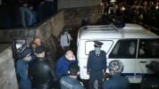 Կապանում բերման ենթարկվածներին տեղափոխում են Երևան․ ցույցն ավարտվեց