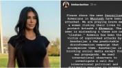 Հայաստանը դարձել է Ադրբեջանի չհրահրված հարձակումների զոհը․ Քիմ Քարդաշյանի գրառումը
