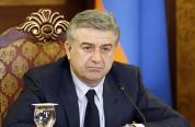 Տեղի են ունեցել Կարեն Կարապետյանի հեռախոսազրույցները Ղազախստանի և Բելառուսի վարչապետների հ...