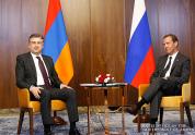 Մեդվեդևը գալիս է Երևան. ԵՏՄ վարչապետների «առանձնահատուկ» նիստ է սպասվում՝ թեժ օրակարգերով....