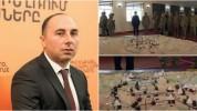 Ադրբեջանի և Թուրքիայի ռազմական կառույցի ղեկավարությանը ներկայացվում է զորավարժությունների ...