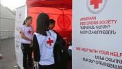 Հայկական Կարմիր խաչի ընկերությունն օգնում է ԼՂ հակամարտությունից տուժած անձանց