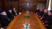 Սուրբ Աթոռը կշարունակի ամեն ջանք գործադրել հայ ռազմագերիների վերադարձման հարցը հանգուցալու...