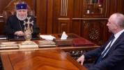 Կաթողիկոսն ընդունել է ՀՀ-ում Բելառուսի նորանշանակ դեսպանին
