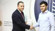 Հանդիպել եմ դպրոցականների հետ, որոնց թիմային աշխատանքը կարող է ծառայել Հայաստանի տնտեսությ...