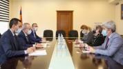 ԵՄ-ն կիսում է Արցախի մշակութային ժառանգության վերաբերյալ մտահոգությունը․ ՀՀ-ում ԵՄ դեսպանը...