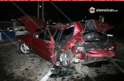 Շղթայական ավտովթար է տեղի ունեցել «Զվարթնոց» օդանավակայանի ճանապարհին. կան վիրավորներ