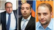 Փաստաբանների պալատի նախագահի որոշմամբ՝ Հայկ Ալումյանի, Հովհաննես Խուդոյանի և Միհրան Պողոսյ...