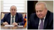 ՀՀ պաշտպանության նախարարն ընդունել է ՀՀ-ում ՌԴ դեսպանին