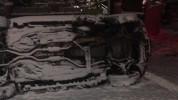 Սարի թաղում ավտոմեքենա է կողաշրջվել