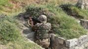 1-ին զորամիավորման զորամասերից մեկի հրաձգարանում անցկացվել է գործնական պարապմունք