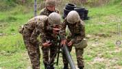 3-րդ զորամիավորման զորամասերից մեկի հրետանային ստորաբաժանումներում անցկացվել են մասնագիտակ...